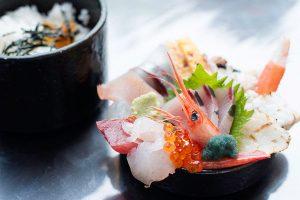 img via ぐるたび /ミニ金沢丼 (みそ汁付き)1500円