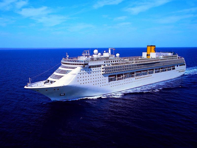 """""""costa victoria """" img via cruise mapper"""