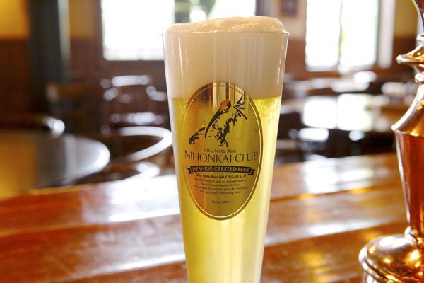 Heart&Beer日本海倶楽部(奥能登ビール ピルスナー)