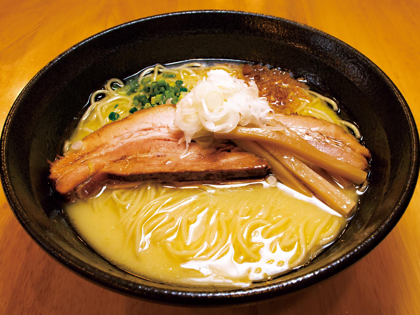「福島鶏白湯」 img via 公式サイト