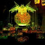 Magical Goldfish Exhibition- Art Aquarium Kanazawa 2016