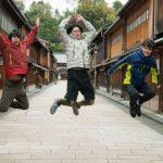 金沢の「男子旅」で間宮祥太郎、赤楚衛二、葉山奨之らが行った場所はどこ?