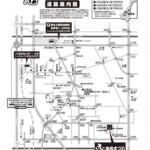 九谷茶碗祭り2018の駐車場MAP