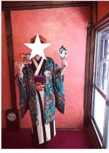 kimono-souki