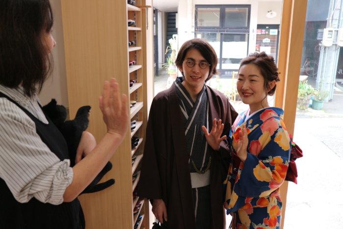 leaving-kimonorentalshop-haremaroman-kanazawa