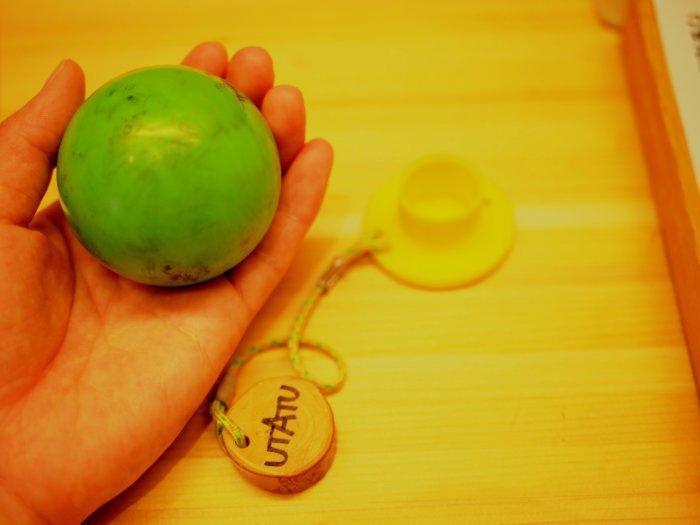 奥卯辰山公園パークゴルフこども用ボール