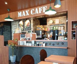 MAX CAFE -in LIVE MAX HOTEL
