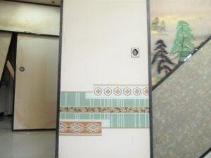 Made from Japanese slide door / Tadashi Kawamata