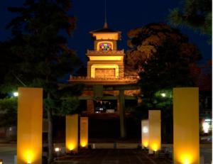 Oyama shrine KANAZAWA