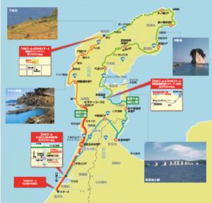 CourseMap2018_Tour De Noto400