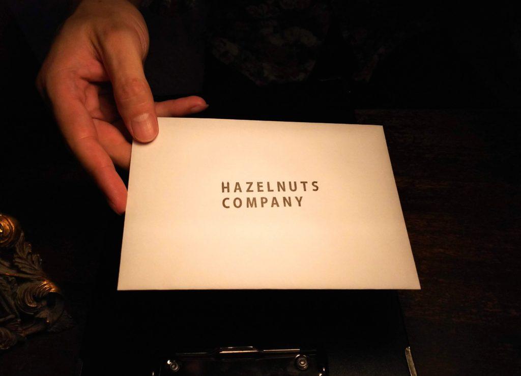 HAZELNUTS COMPANY