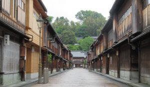 HIGASHI CHAYA Discrict