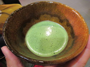Japanese green tea -MATCHA