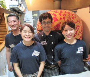 Everyone in the staff is really nice.