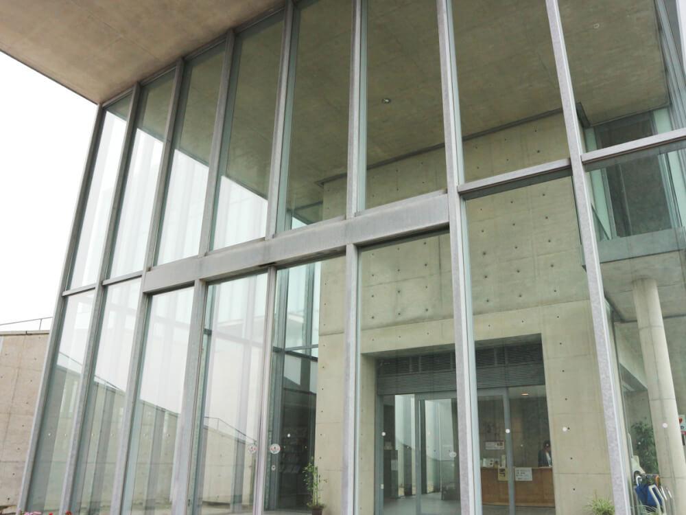 Ishikawa_Nishida_Kitaro_Museum_of_Philosophy-Kahoku-entrance
