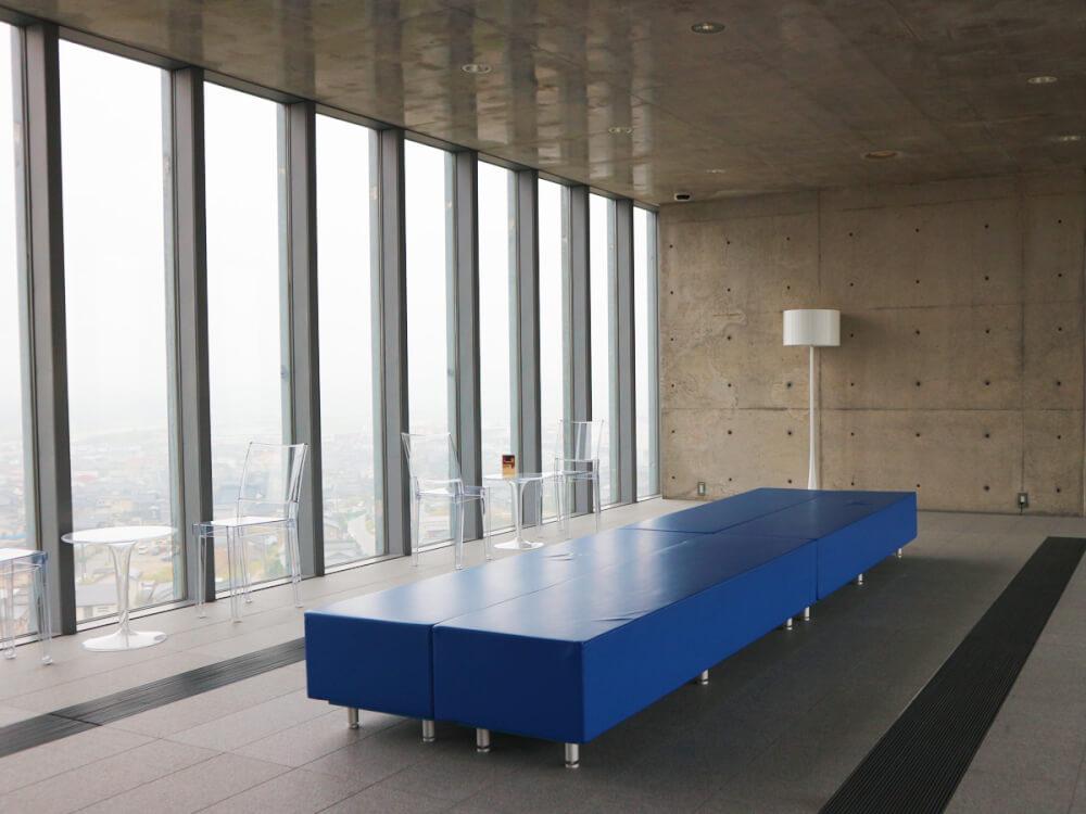 Ishikawa_Nishida_Kitaro_Museum_of_Philosophy-Kahoku-5floor-chair