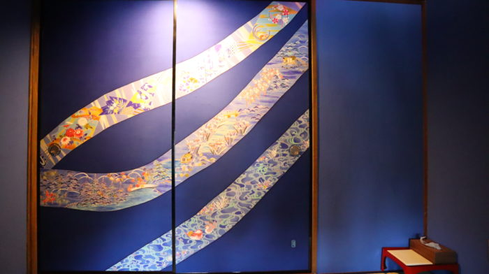 kanazawa-tabine-yuzen-tabine-2nd-floor