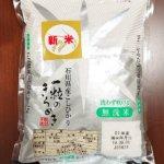 Local rice of ISHIKAWA