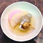 Shellfish in KANAZAWA oden