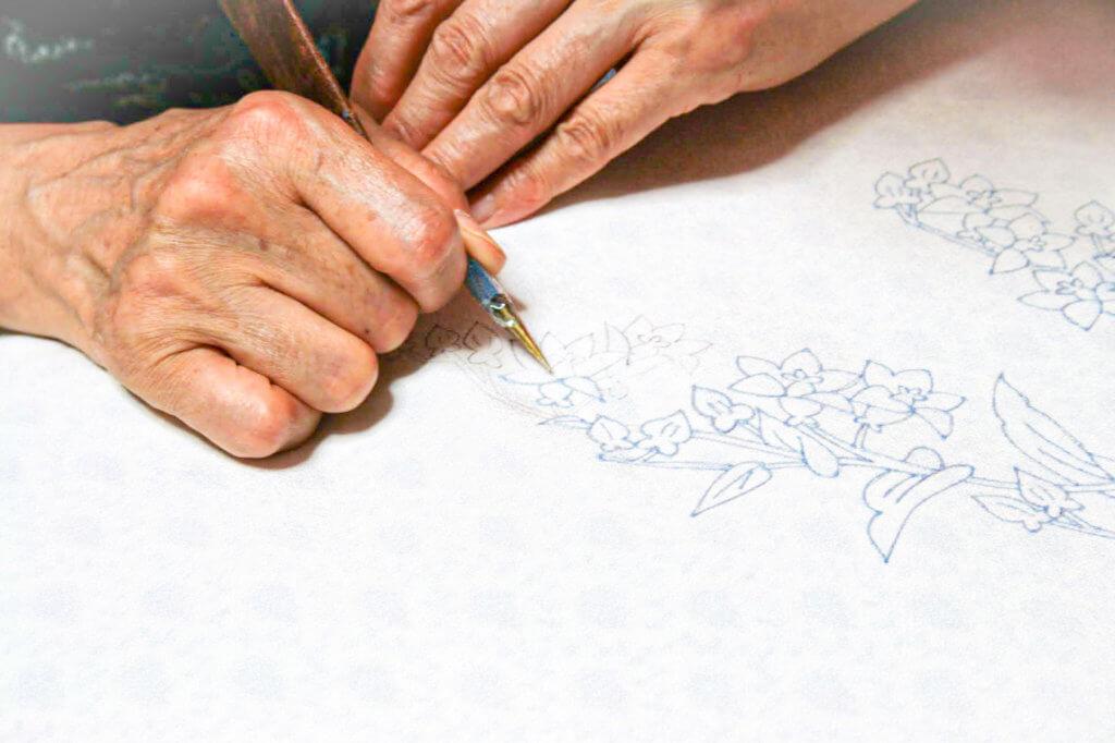norioki-kagayuuzen-handwriting-kimono-dying-kanazawa