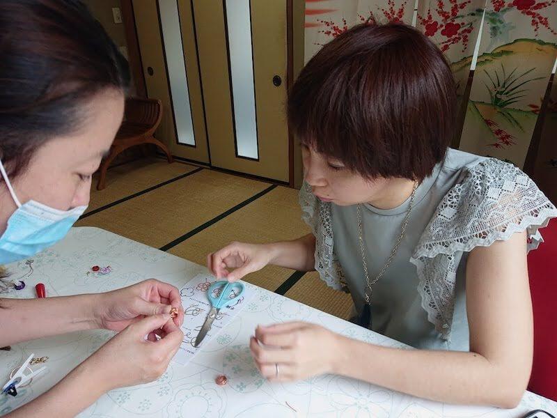 making.mizuhiki.kanazawakurumi